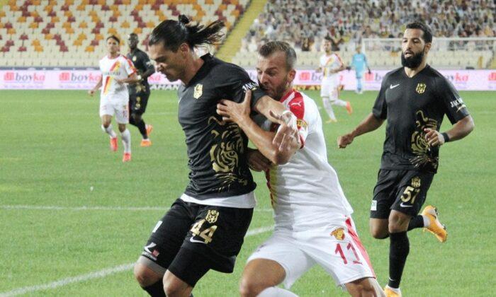 Maç sonucu: Yeni Malatyaspor 1-1 Göztepe