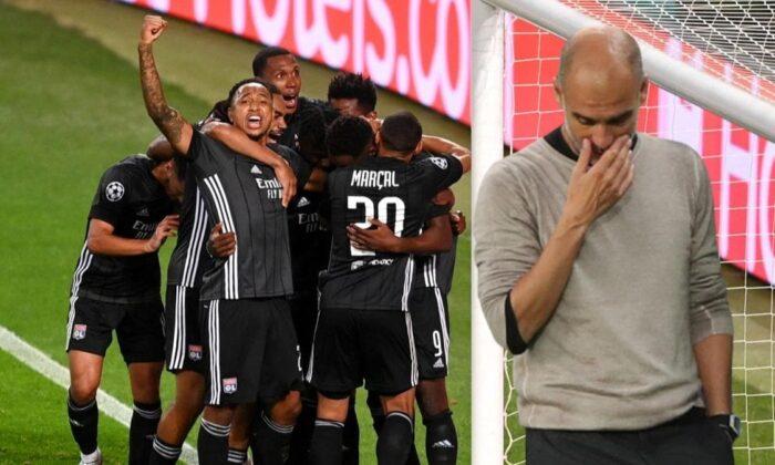 Manchester City'nin kabusu sürüyor! Şampiyonlar Ligi'nde büyük sürpriz