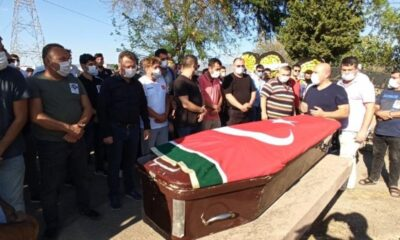 Milli güreşçi Lütfü Siyamük, İzmir'de toprağa verildi