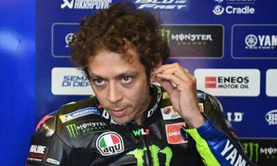 Valentino Rossi koronavirüse yakalandı