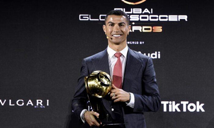 21. yüzyılın en iyi futbolcusu Cristiano Ronaldo seçildi
