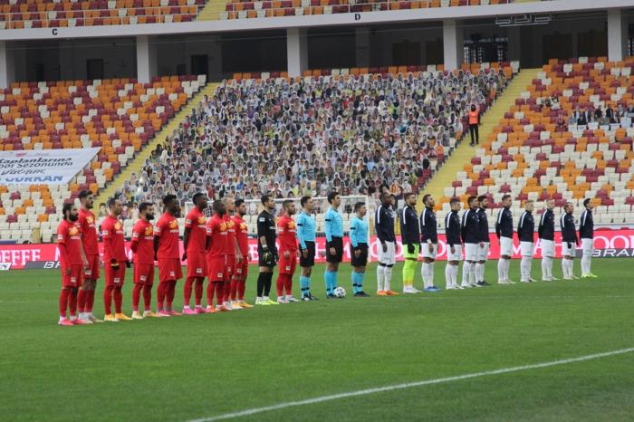 Adem Büyük attı, Yeni Malatyaspor 3 puanı kaptı