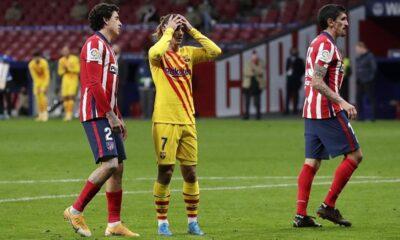 Atletico Madrid, Barcelona'dan 3 puanı tek golle aldı