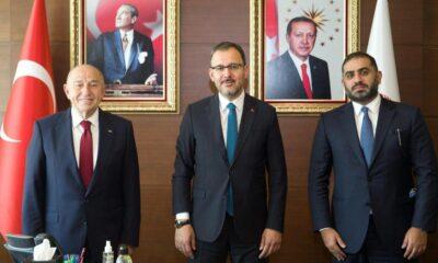 Bakan Kasapoğlu müjdeyi verdi: TFF ile beIN SPORTS anlaştı