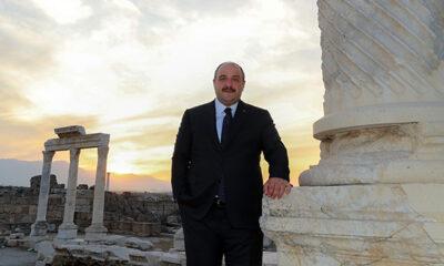 Bakan Varank: 'Denizli'yi sanayi şehri olmanın yanında turizmin en önemli şehirlerinden biri haline getireceğiz'