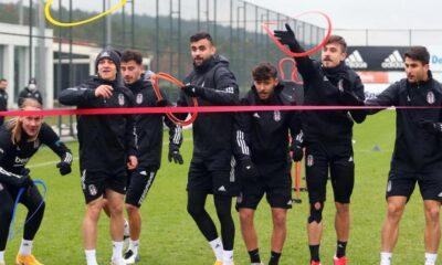 Beşiktaş, Kasımpaşa maçına 4 eksikle çıkacak