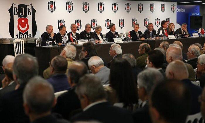 Beşiktaş'ta divan kurulu toplantısının tarihi belli oldu