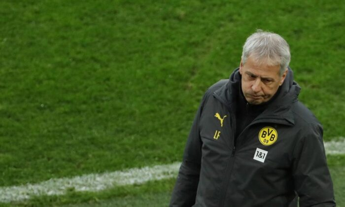 Borussia Dortmund, Lucien Favre ile yollarını ayırdı