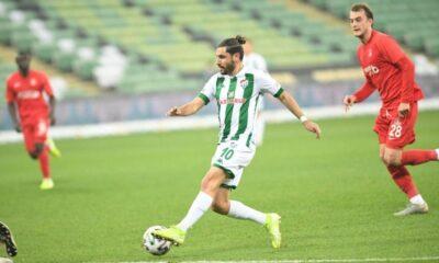 Bursaspor, Bandırmaspor maçıyla çıkışa geçmek istiyor