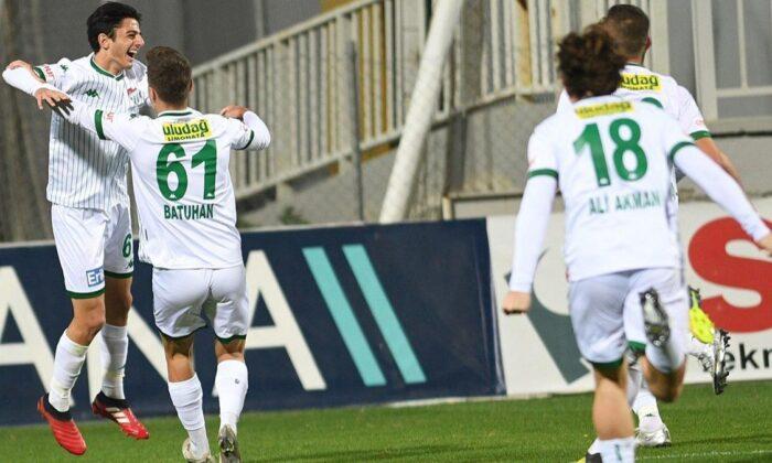 Bursaspor'da Ümraniyespor maçı öncesi 3 eksik