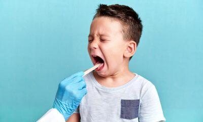 Geniz eti problemi çocuklarda işitme kaybına neden olabilir