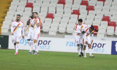 Göztepe, Sivasspor deplasmanında 3 puanı kaptı