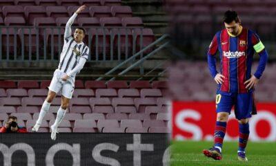 Juventus Barcelona'yı 3 golle devirdi
