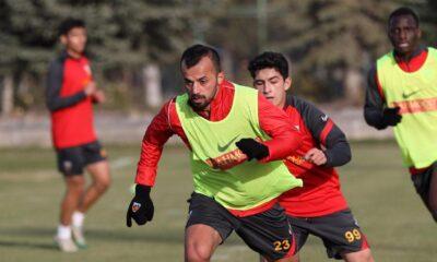 Kayserispor'da rakip Galatasaray