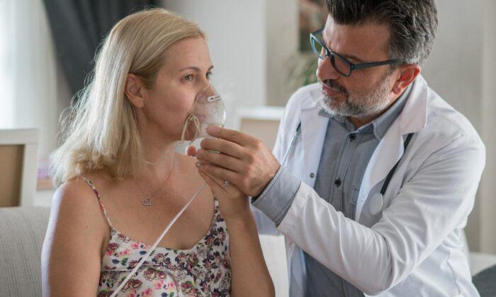 KOAH hastalığı idrar kaçırma riskini artırıyor