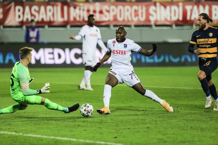 Maç sonucu: Ankaragücü 0-1 Trabzonspor