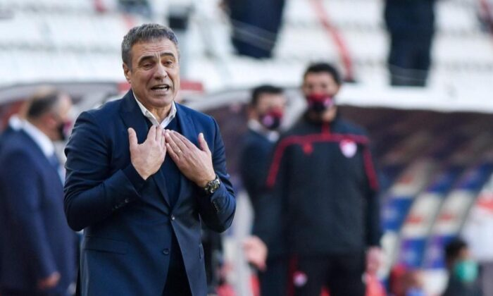 Maç sonucu: Antalyaspor 1-0 Ankaragücü