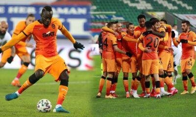 Maç sonucu: Çaykur Rizespor 0-4 Galatasaray