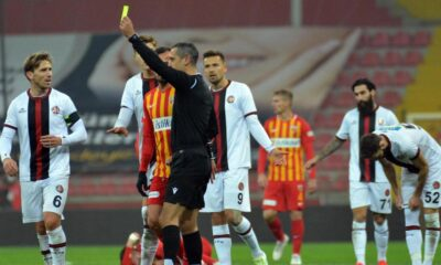 Maç sonucu: Kayserispor 0-0 Fatih Karagümrük