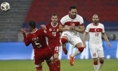 Maç sonucu: Macaristan 2-0 Türkiye