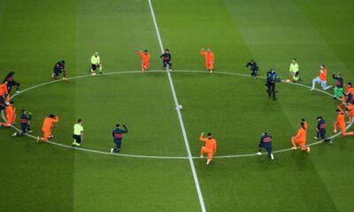 Maç sonucu: PSG 5-1 Başakşehir