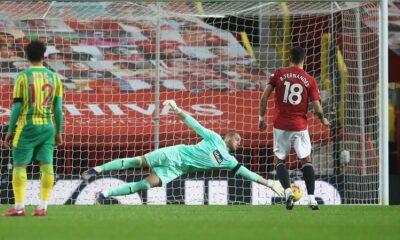 Manchester United, West Bromwich'i penaltıyla devirdi