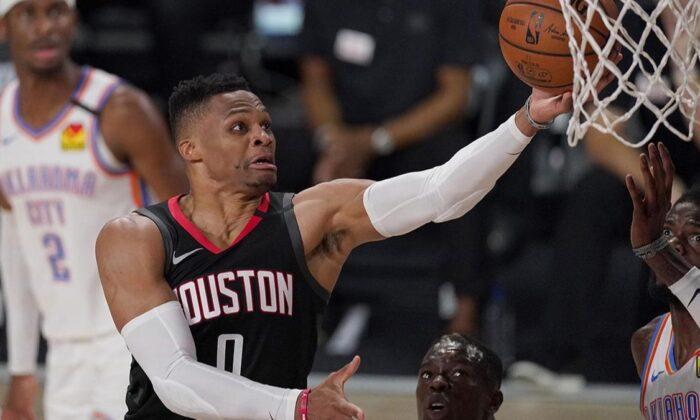 NBA'de dev takas! İşte Russell Westbrook'un yeni takımı
