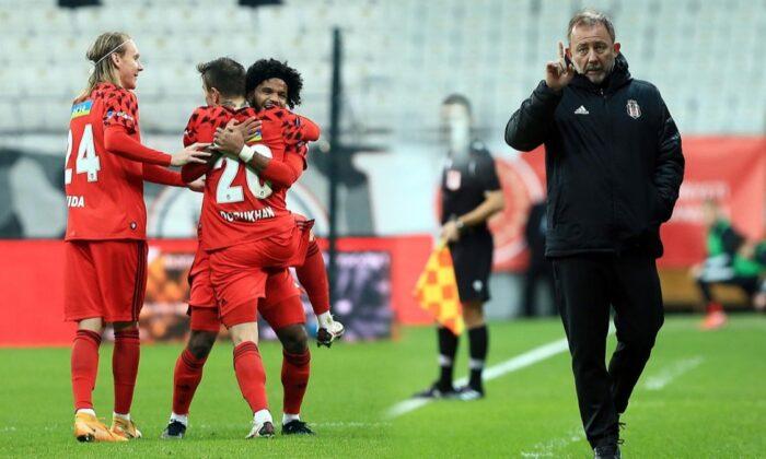 Sergen Yalçın ise maç sonu patladı: Hakkımızı savunmayalım mı?