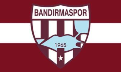 TFF 1. Lig ekiplerinden Bandırmaspor'da vaka sayısı 14'e yükseldi