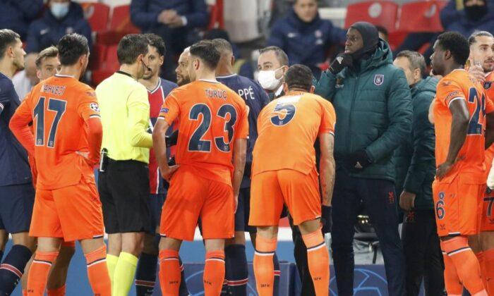 UEFA, PSG-Medipol Başakşehir maçı hakkında soruşturma başlatılacağını açıkladı