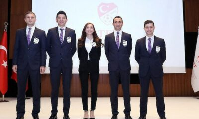 2021 FIFA kokartlı Türk hakemler açıklandı
