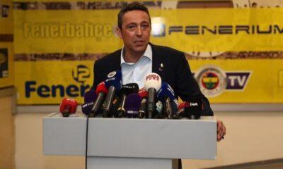 Ali Koç'tan Mesut Özil ve Galatasaray sözleri: Hodri meydan