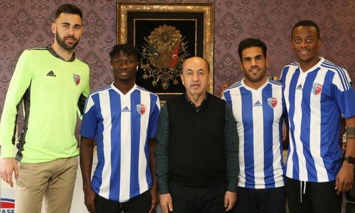 Ankaraspor'dan toplu transfer