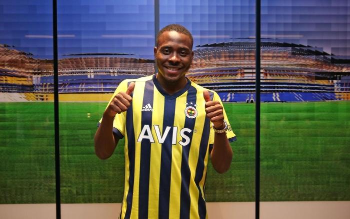 Bright Osayi-Samuel resmen Fenerbahçe'de