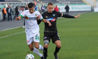 Denizlispor'da Ismail Aissati, sözleşmesini feshederek takımdan ayrıldı
