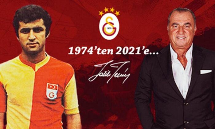 Fatih Terim Galatasaray'da 8 bininci günü geride bıraktı