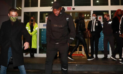 Fenerbahçe'nin yeni transferi Osayi-Samuel'den ilk açıklama