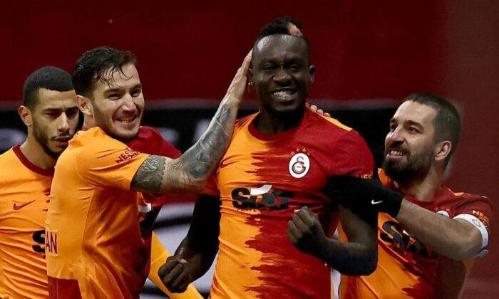 Galatasaray'da Mbaye Diagne'ye sürpriz talip! West Bromwich Albion…
