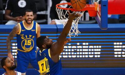 Golden State Warriors'tan müthiş geri dönüş