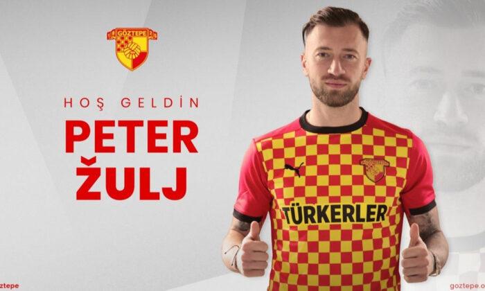 Göztepe, Peter Zulj transferini duyurdu