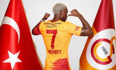 Henry Onyekuru: İnşallah hem ligi hem Türkiye Kupası'nı kazanacağız