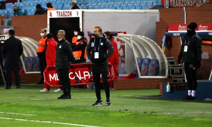 İsmail Kartal: Trabzonspor'un korneri yok!