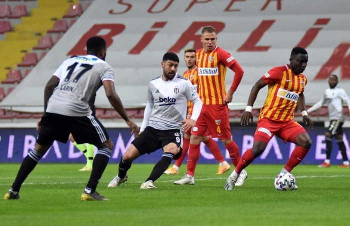 Kartal 90'da açıldı! Süper Lig'in yeni lideri: Beşiktaş