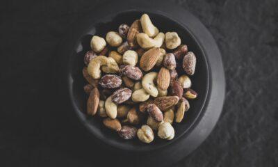 Kavrulmuş kuru yemiş bölgesel yağlanmaya neden oluyor
