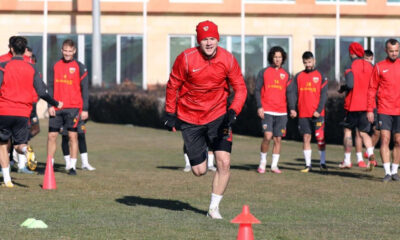 Kayserispor'da rakip Beşiktaş