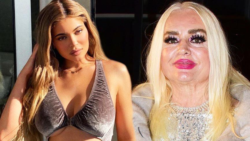 Kylie Jenner arkadaşlarıyla tatilde