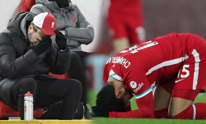 Liverpool evinde yıkıldı! 68 maç sonra…