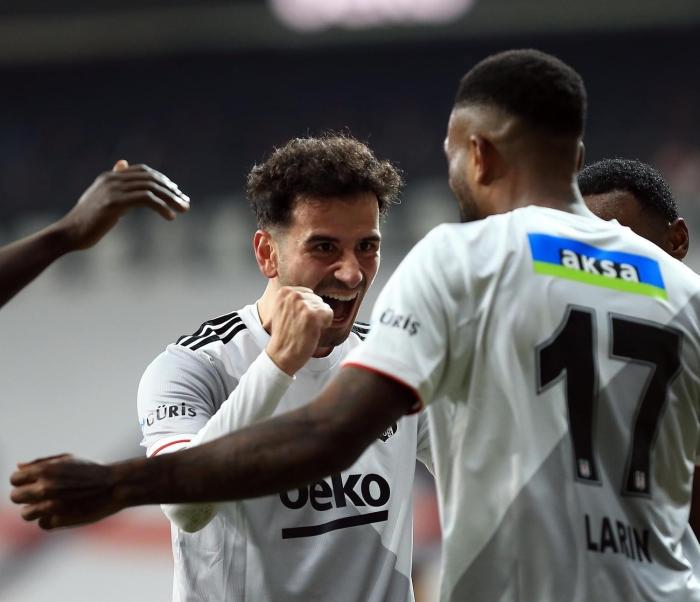 Maç sonucu: Beşiktaş 6-0 Çaykur Rizespor
