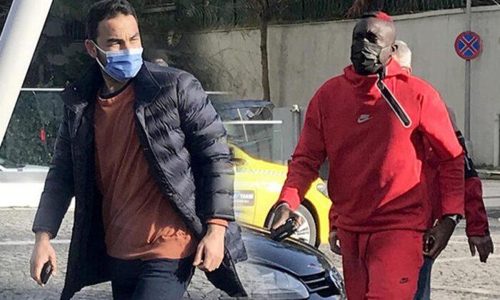 Omar Elabdellaoui'yi Galatasaraylı futbolcular yalnız bırakmadı