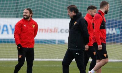 Ünal Karaman 100. maçında Beşiktaş'a karşı